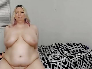 Hot BBW dirty housewife