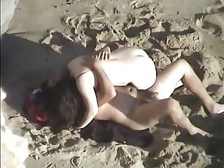 Some fun on Beach 5