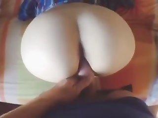 German Teen Girl First time Anal Fuck! 18yo analsex Big Ass